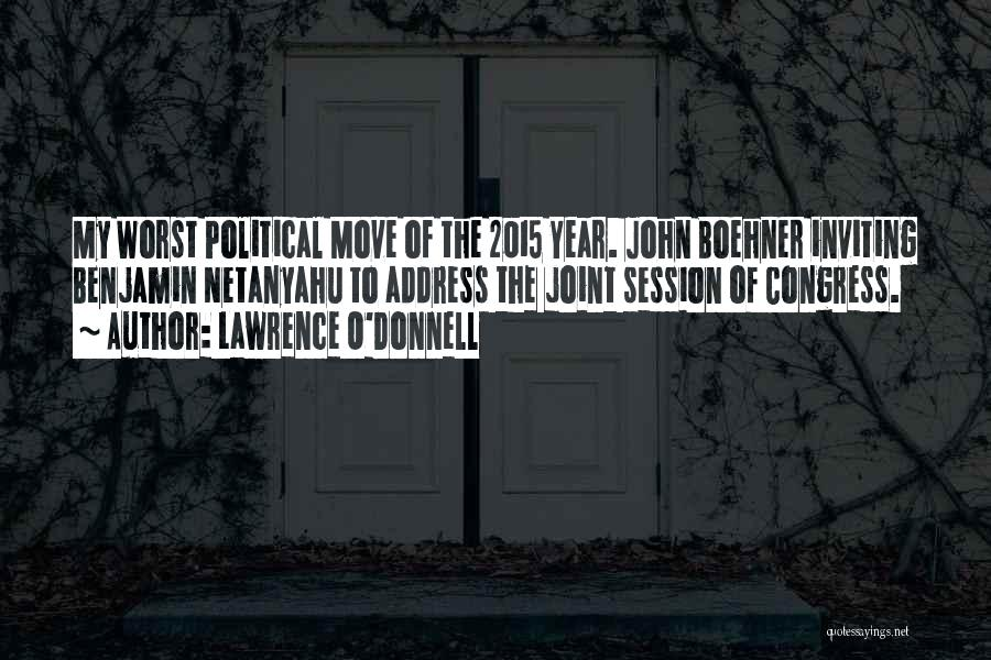 Lawrence O'Donnell Quotes 1771793