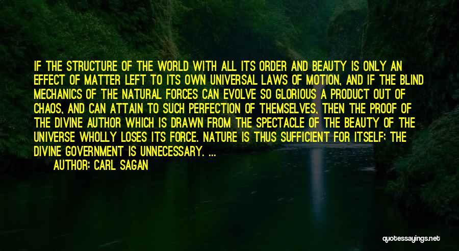 Laws Of Motion Quotes By Carl Sagan