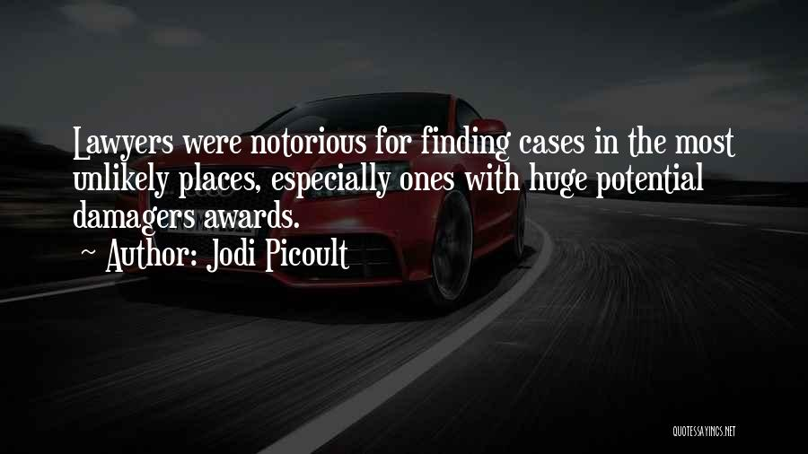 Lawyers Funny Quotes By Jodi Picoult