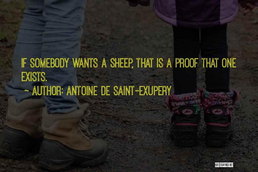 Le Prince Quotes By Antoine De Saint-Exupery