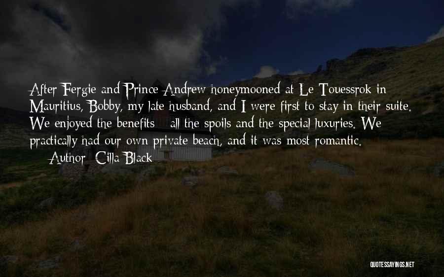Le Prince Quotes By Cilla Black
