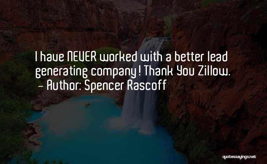 Lead Generating Quotes By Spencer Rascoff