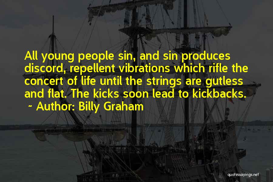 Lead Life Quotes By Billy Graham