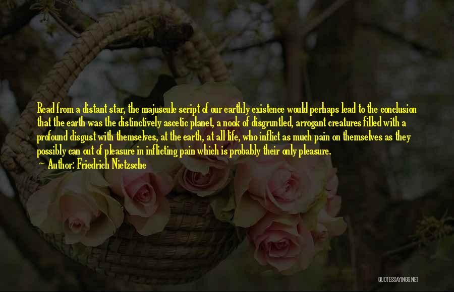 Lead Life Quotes By Friedrich Nietzsche