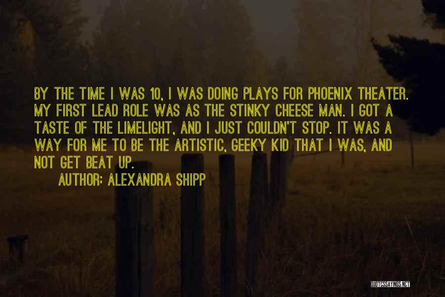 Lead Yourself First Quotes By Alexandra Shipp