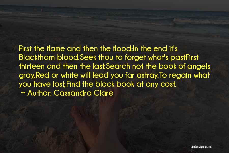 Lead Yourself First Quotes By Cassandra Clare