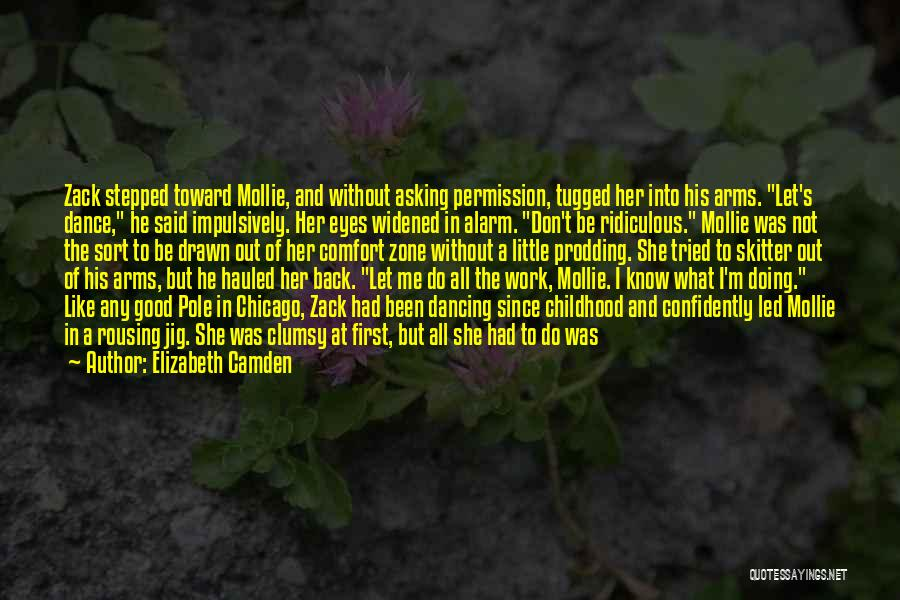 Lead Yourself First Quotes By Elizabeth Camden