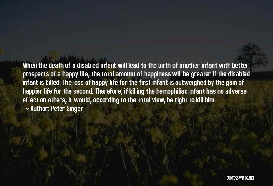 Lead Yourself First Quotes By Peter Singer