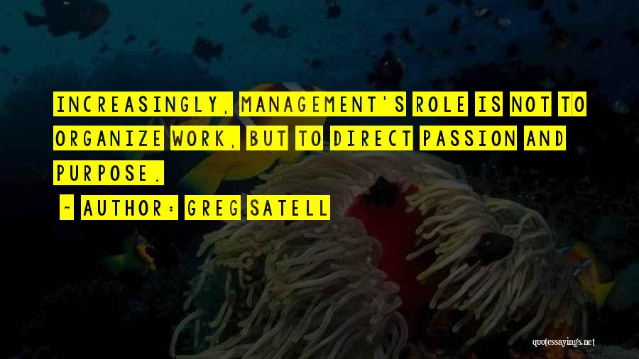 Leadership Versus Management Quotes By Greg Satell