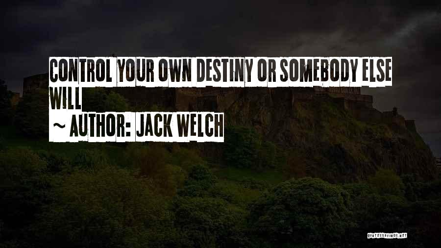 Leadership Versus Management Quotes By Jack Welch