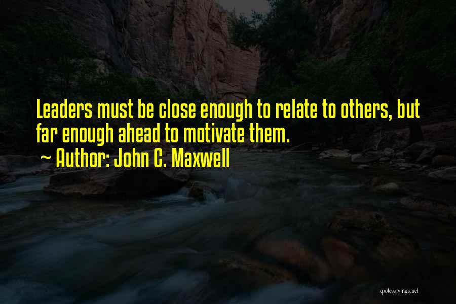 Leadership Versus Management Quotes By John C. Maxwell