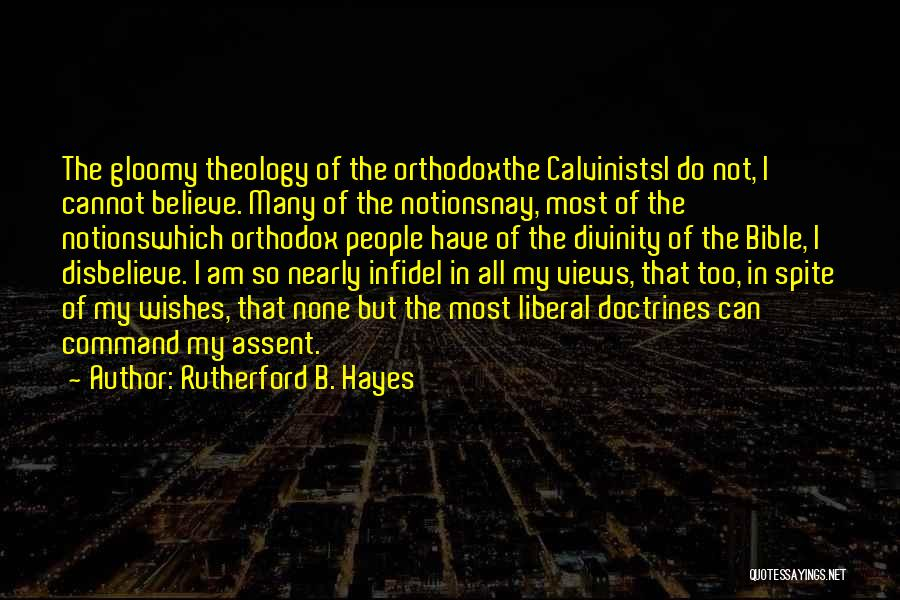 League Of Legends Infernal Nasus Quotes By Rutherford B. Hayes