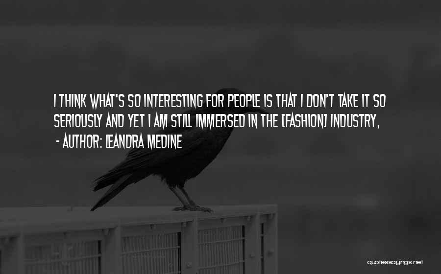 Leandra Medine Quotes 1057100