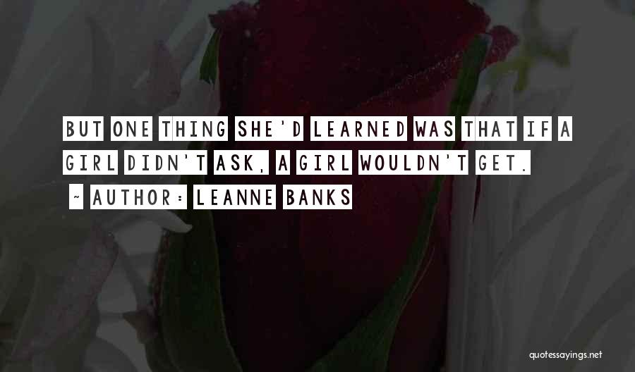 Leanne Banks Quotes 2015782