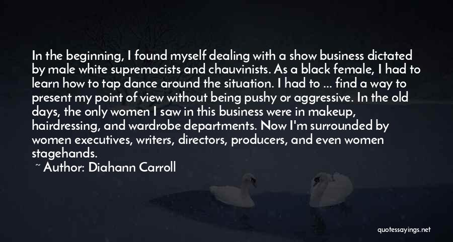 Learn From Those Around You Quotes By Diahann Carroll