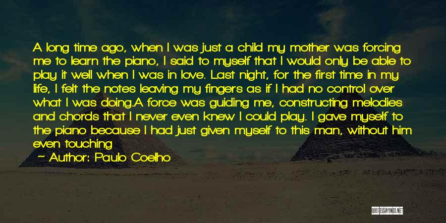 Learn From Yesterday Quotes By Paulo Coelho