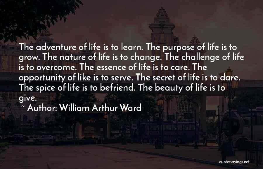 Learn To Care Less Quotes By William Arthur Ward
