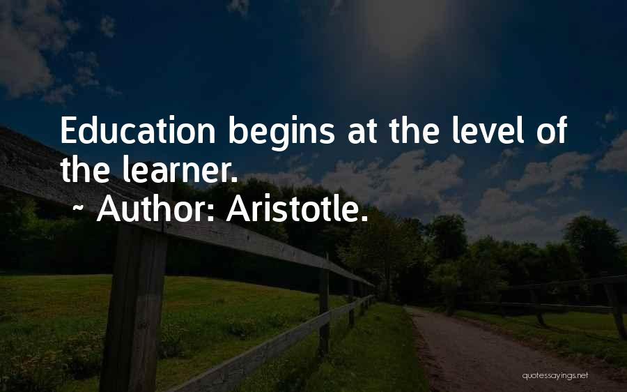 top quotes sayings about learning aristotle