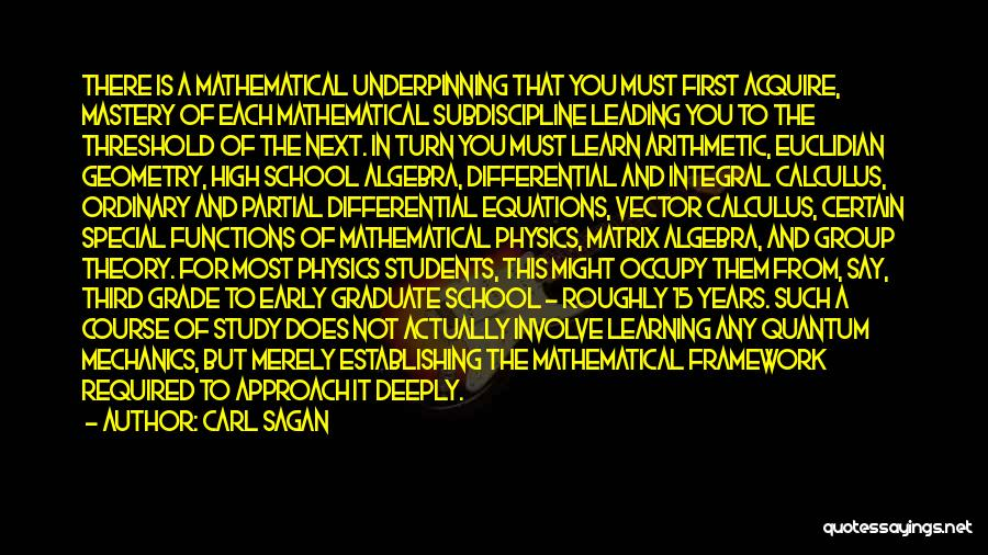 Learning From Your Students Quotes By Carl Sagan