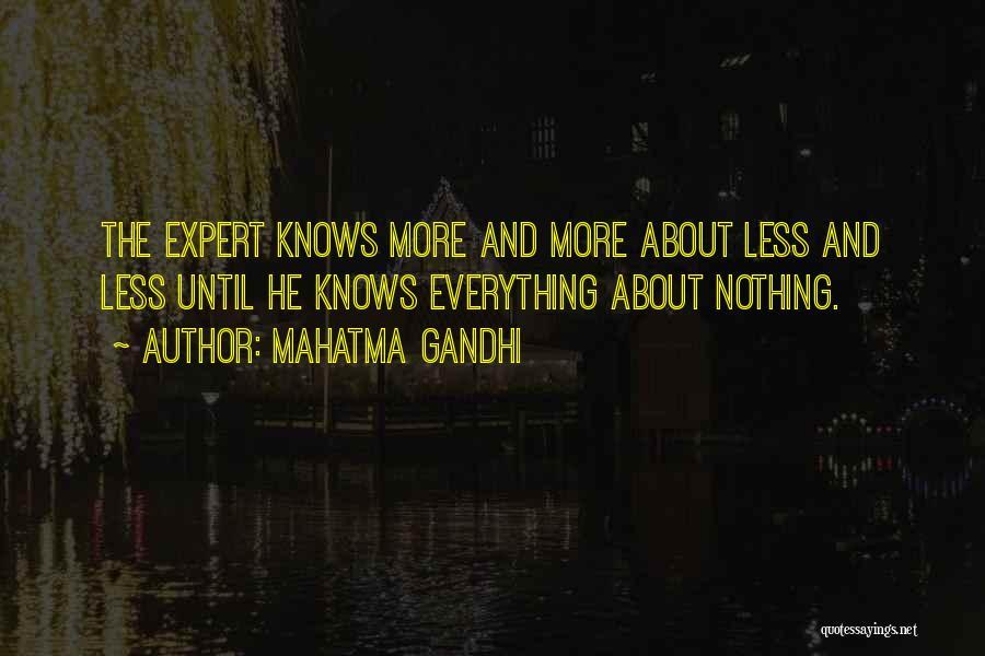 Learning Gandhi Quotes By Mahatma Gandhi