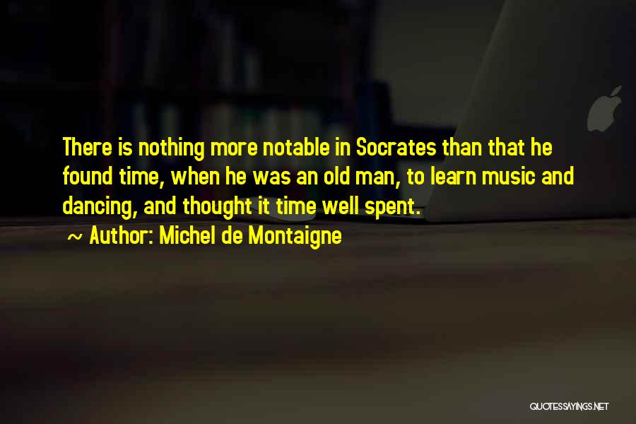 Learning Is Lifelong Quotes By Michel De Montaigne