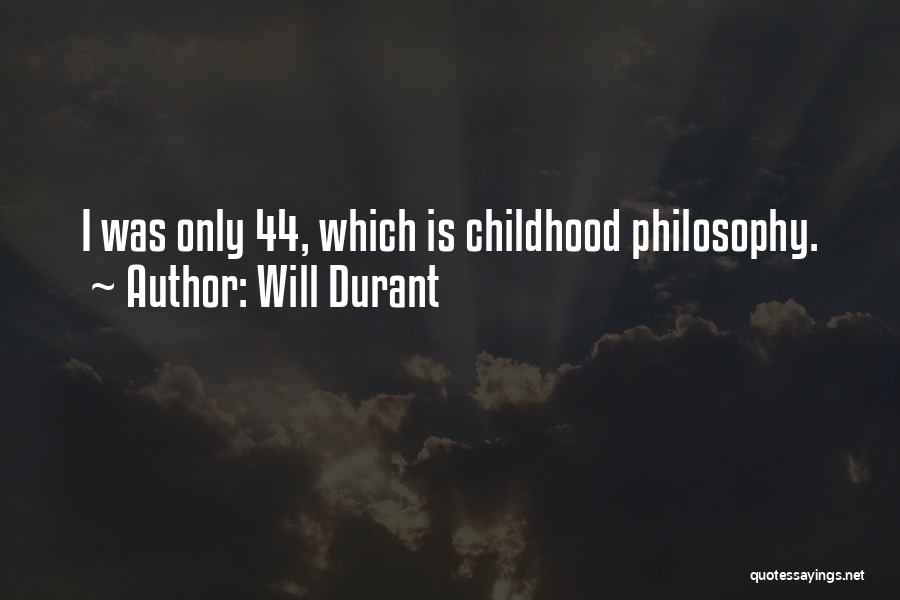 Learning Is Lifelong Quotes By Will Durant