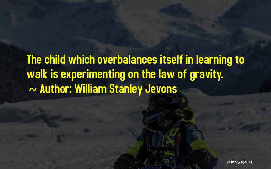 Learning Law Quotes By William Stanley Jevons