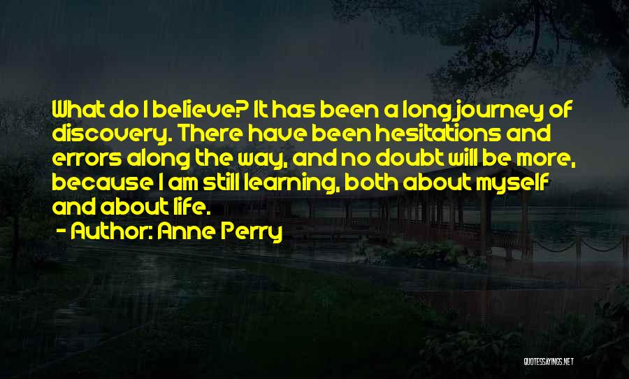 Learning To Get Along Quotes By Anne Perry
