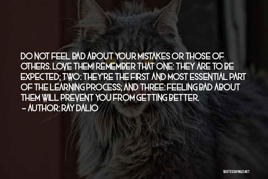 Learning To Love Others Quotes By Ray Dalio