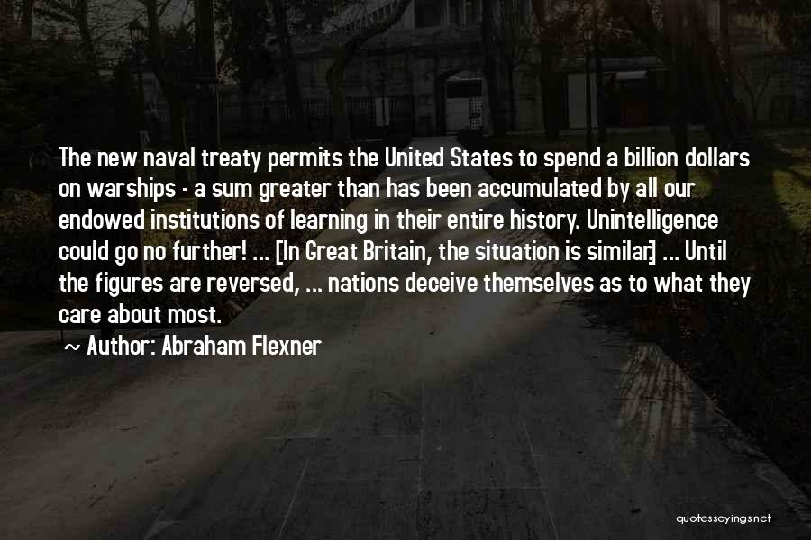 Learning While Teaching Quotes By Abraham Flexner