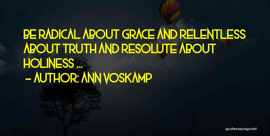 Learning While Teaching Quotes By Ann Voskamp