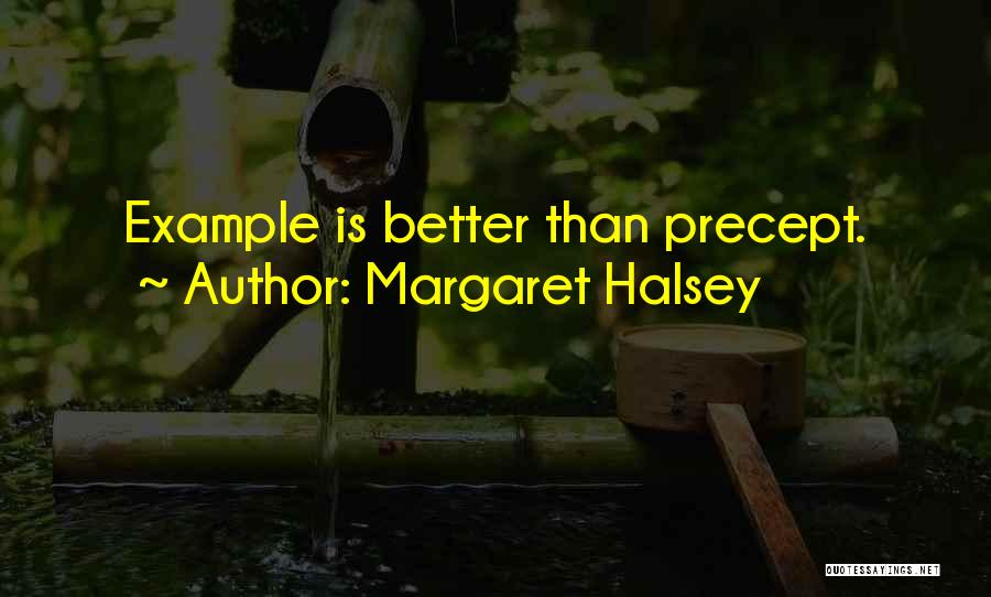Learning While Teaching Quotes By Margaret Halsey