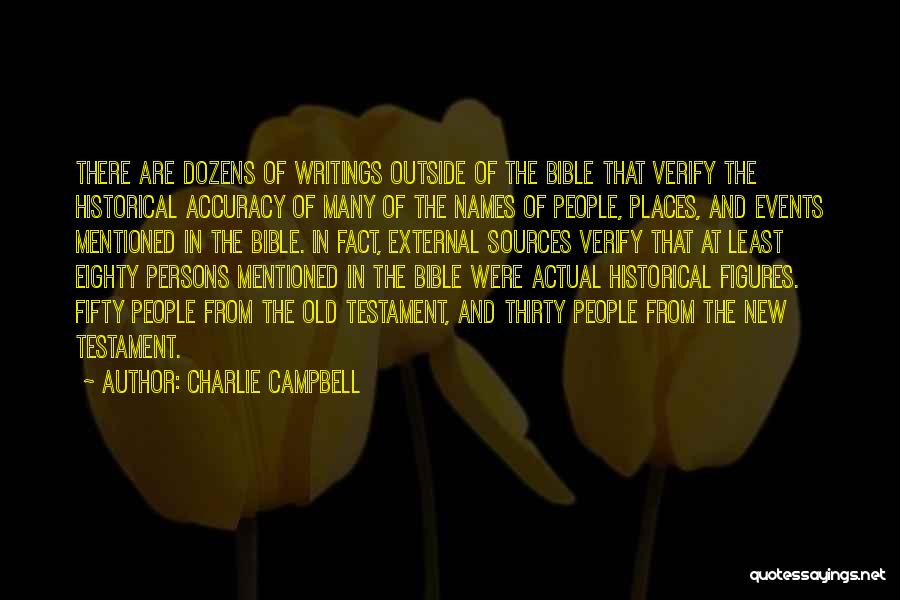 Least Of These Bible Quotes By Charlie Campbell