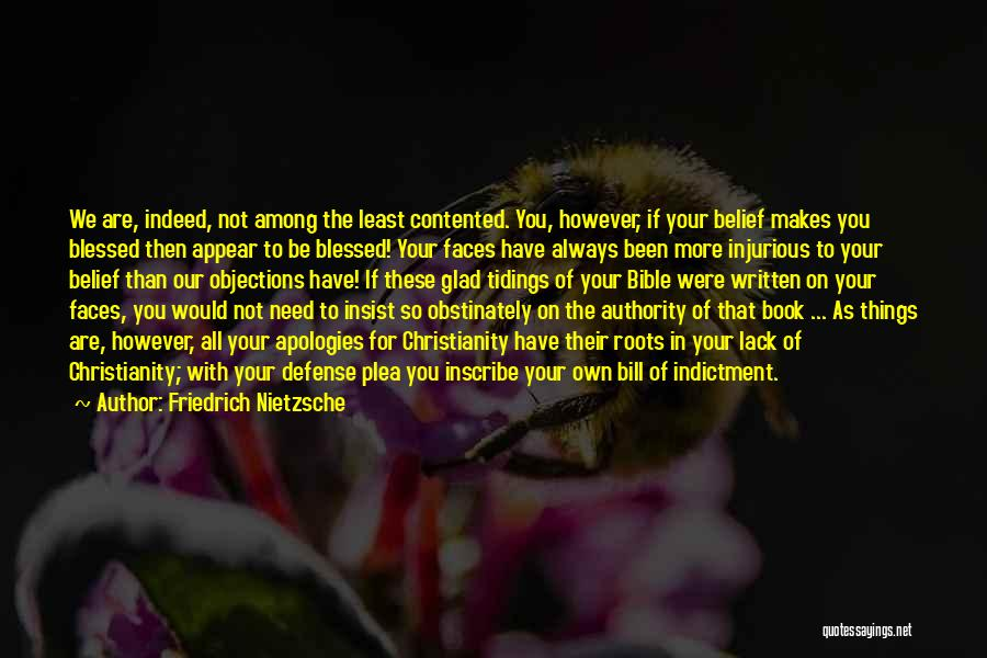 Least Of These Bible Quotes By Friedrich Nietzsche