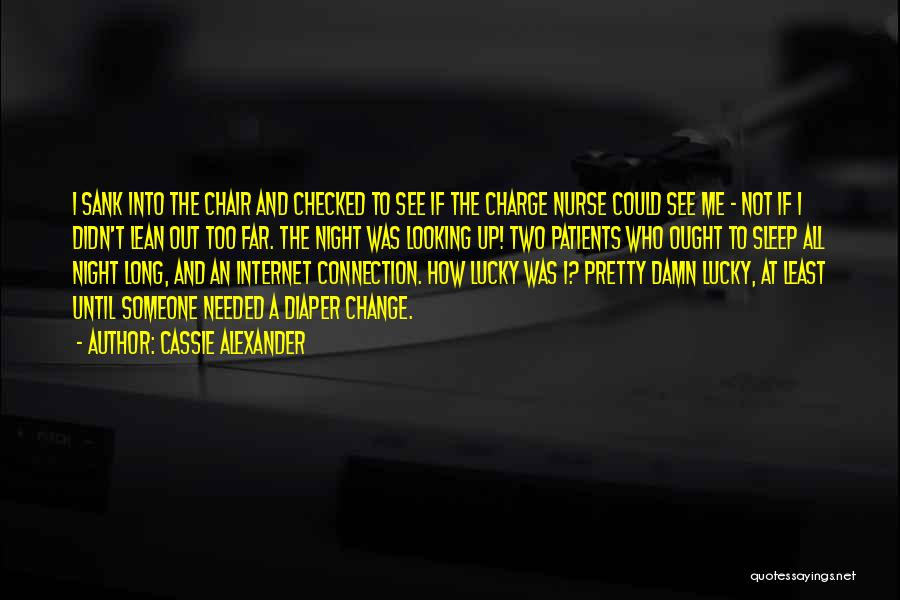 Least Quotes By Cassie Alexander