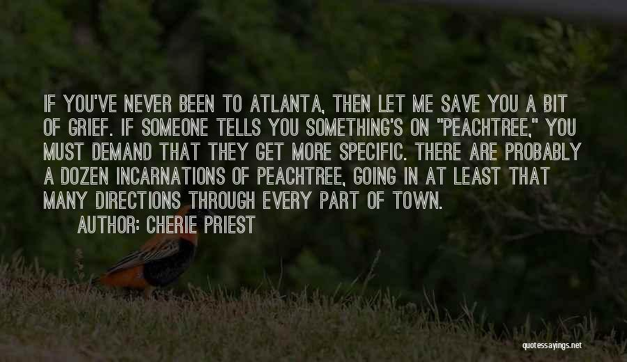 Least Quotes By Cherie Priest