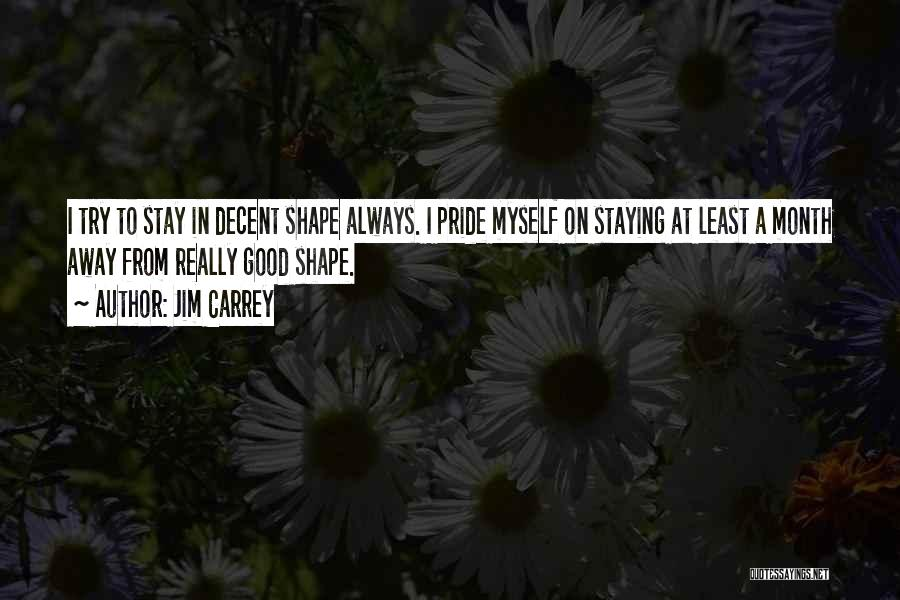 Least Quotes By Jim Carrey