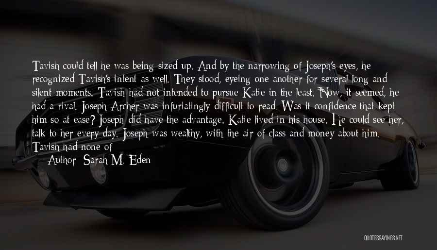 Least Quotes By Sarah M. Eden