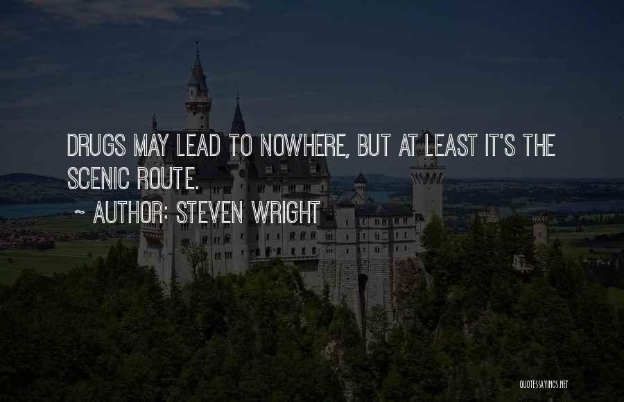 Least Quotes By Steven Wright