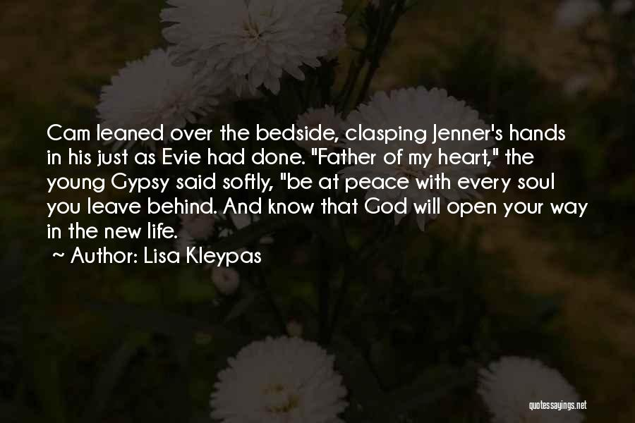 Leave It In God's Hands Quotes By Lisa Kleypas