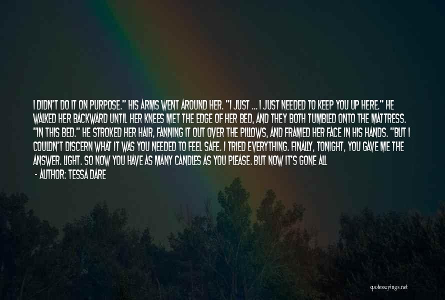 Leave It In God's Hands Quotes By Tessa Dare