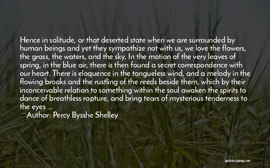 Leaves Of Grass Quotes By Percy Bysshe Shelley