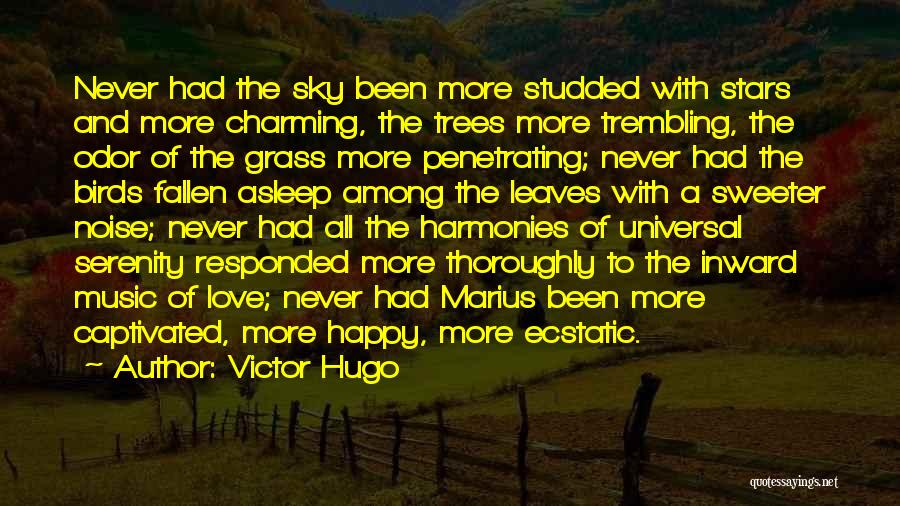 Leaves Of Grass Quotes By Victor Hugo