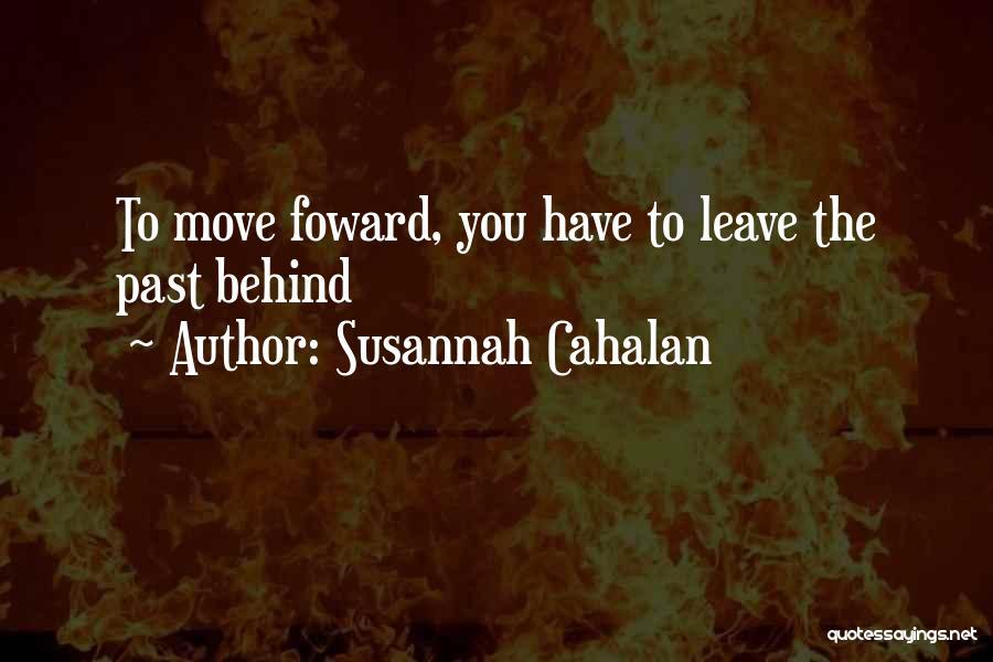 Leaving Life Quotes By Susannah Cahalan