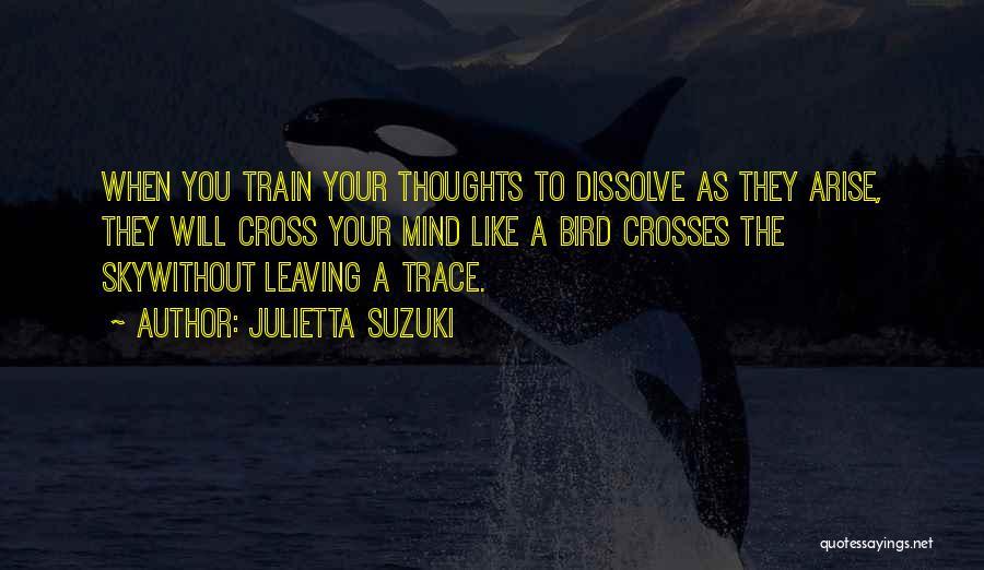 Leaving So Soon Quotes By Julietta Suzuki