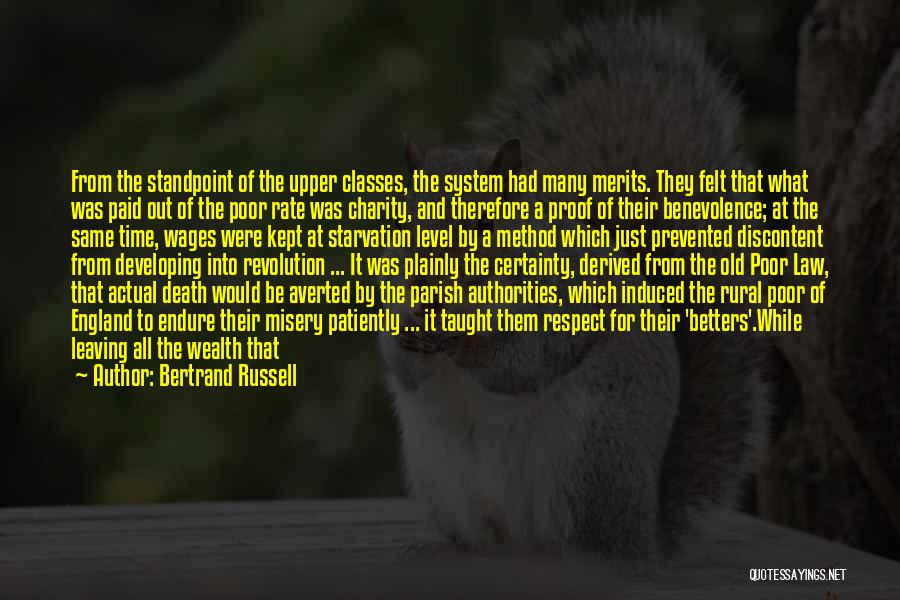 Leaving The Past In The Past Quotes By Bertrand Russell