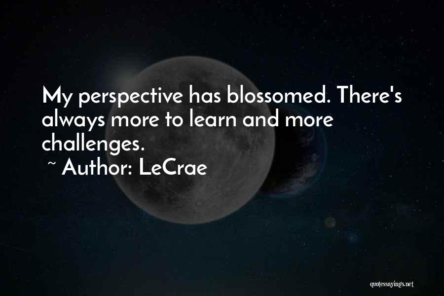 LeCrae Quotes 1133921