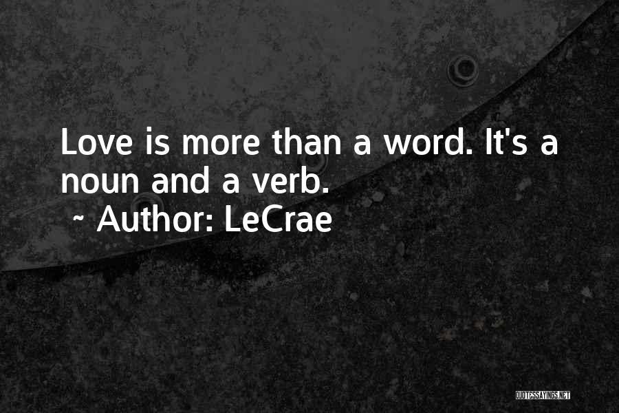 LeCrae Quotes 1195581