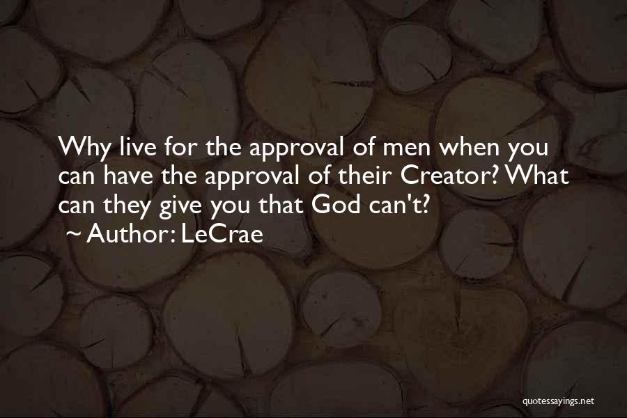 LeCrae Quotes 138939