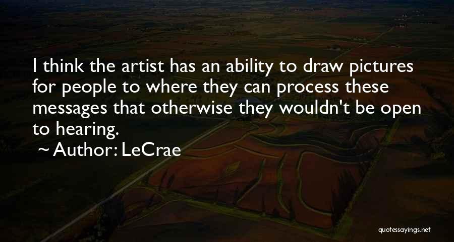 LeCrae Quotes 1641387